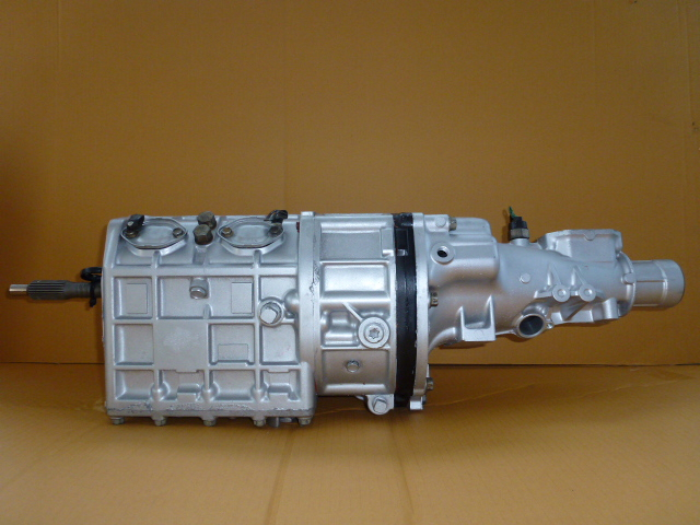 Ford Courier Gearbox