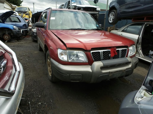 2001 SF Forester
