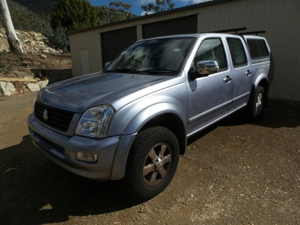2006 RA Rodeo 2WD