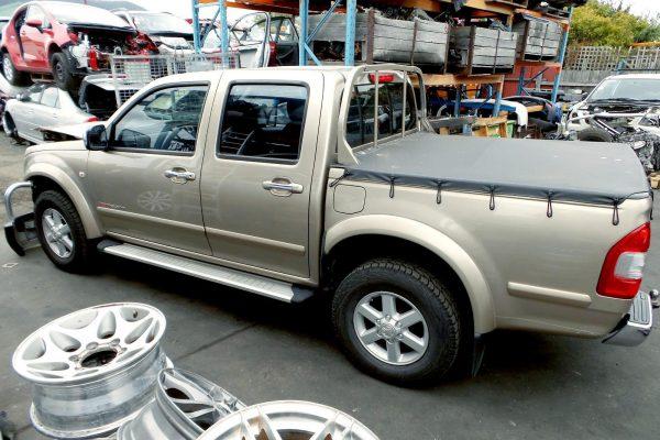 2004 RA Rodeo Dual Cab